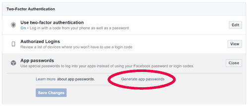 BeCyberSafe com | How To Secure Your Facebook Account
